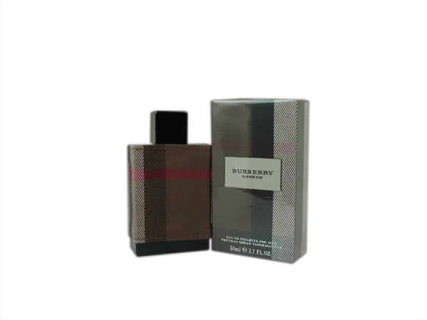 Burberry London for Men by Burberry 1.7 oz Eau De Toilette Spray