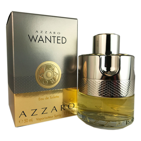 Azzaro Wanted For Men 1.7 oz Eau De Toilette Spray