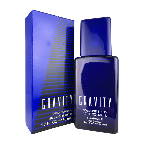 Gravity By Coty For Men Cologne Spray 1.7 oz