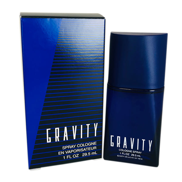 Gravity By Coty For Men Cologne Spray 1 oz.