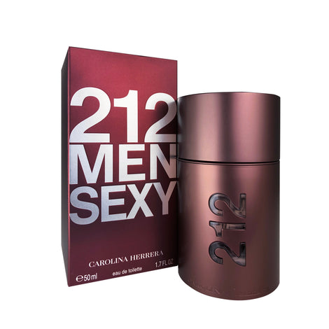 212 Sexy Men for Men by Carolina Herrera 1.7 oz Eau de Toilette Spray