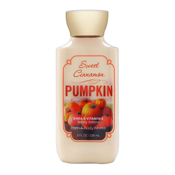 Bath & Body Works Sweet Cinnamon Pumpkin 8.0 oz Body Lotion
