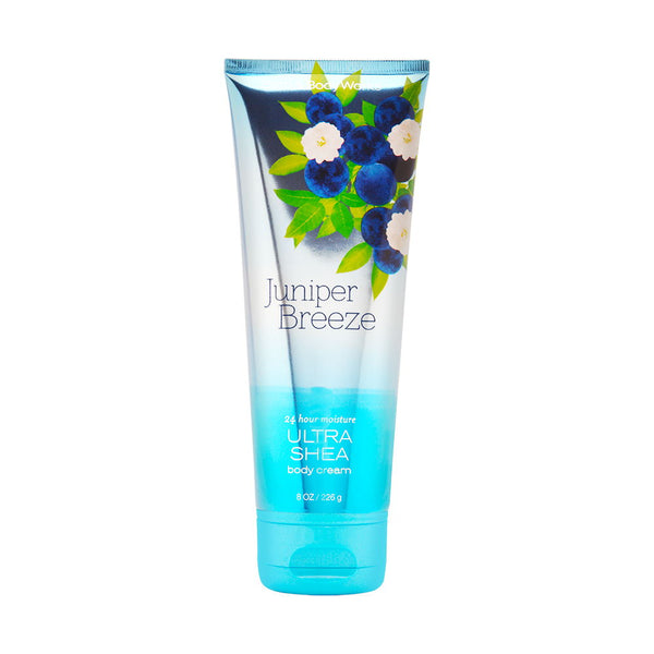 Bath & Body Works Juniper Breeze 8.0 oz Ultra Shea Body Cream