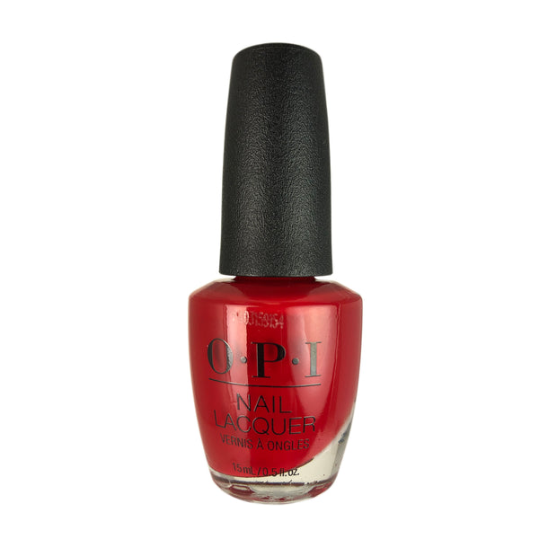 OPI Nail Lacquer - Big Apple Red 0.5 oz