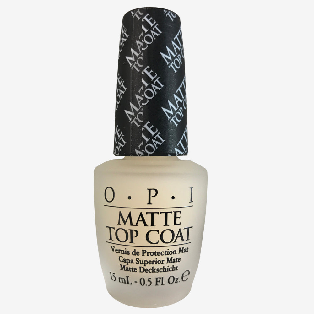 OPI Nail Lacquer - Matte Top Coat 0.5 oz