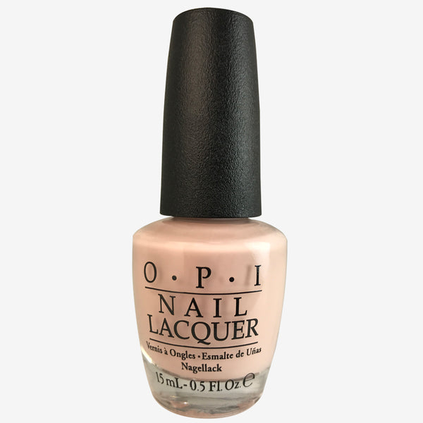 OPI Nail Lacquer - Stop It I'm Blushing 0.5 oz