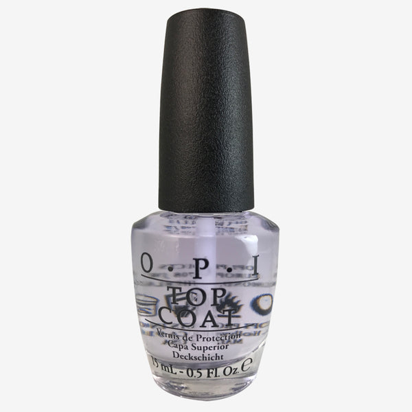 OPI Nail Lacquer - Top Coat 0.5 oz