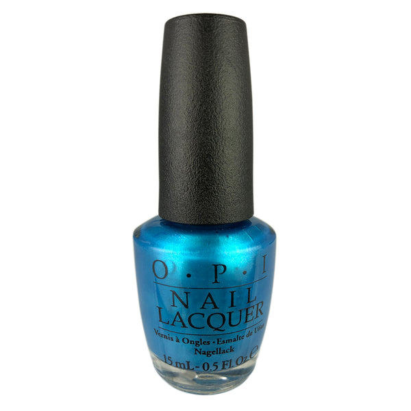 OPI Teal the Cows Come Home Nail Lacquer