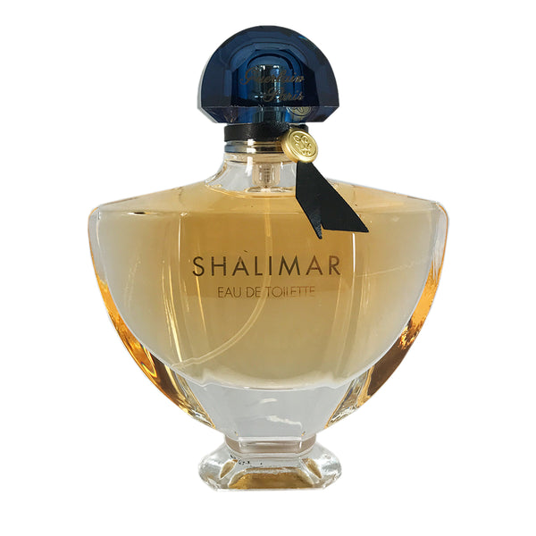 Shalimar For Women By Guerlain 3 oz Eau De Toilette Spray Tester