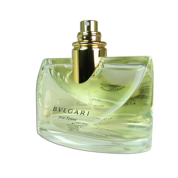 Bvlgari for Women 3.4 oz Eau de Parfum Spray Tester