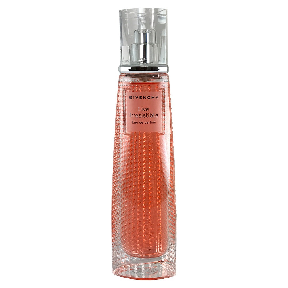 Live Irresistible For Women by Givenchy 2.5 oz Eau De Parfum Spray Tester