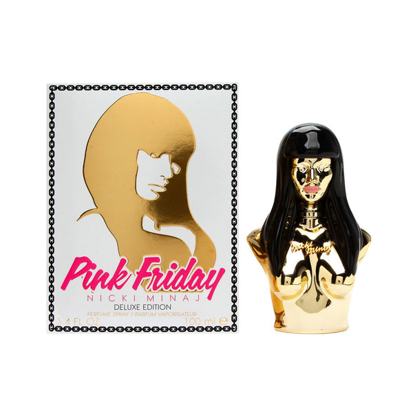 Pink Friday For Women by Nicki Minaj 3.4 oz Eau de Parfum Spray Deluxe Edition
