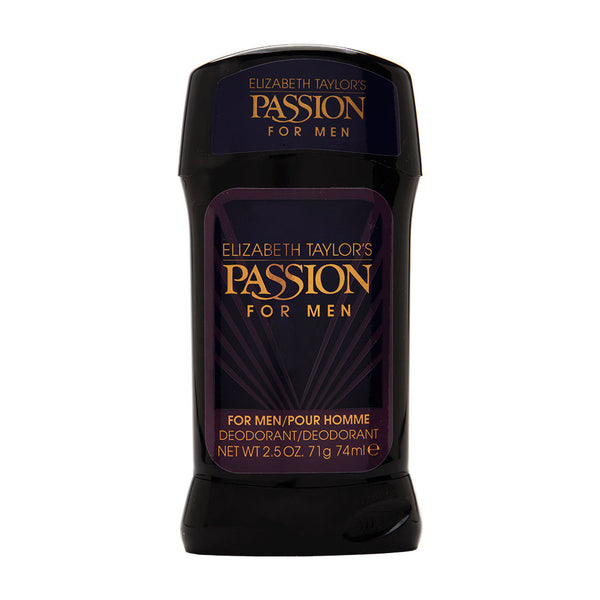 Passion by Elizabeth Taylor for Men 2.5 oz Deodorant Stick