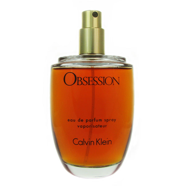 Obsession for Women by Calvin Klein 3.4 oz Eau de Parfum Spray Tester