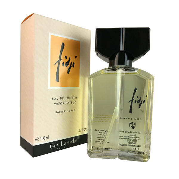 Fidji For Women By Guy Laroche 3.4 oz Eau De Toilette SprayTester