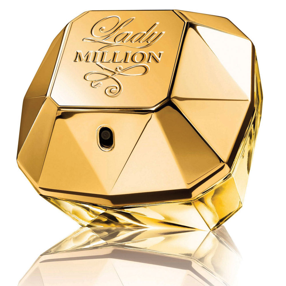Lady Million by Paco Rabanne 2.7 oz 80 ml Eau de Parfum Spray Tester