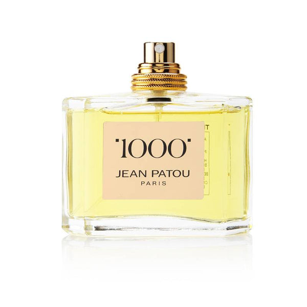 1000 For Women by Jean Patou 2.5 oz Eau de Toilette Spray Tester