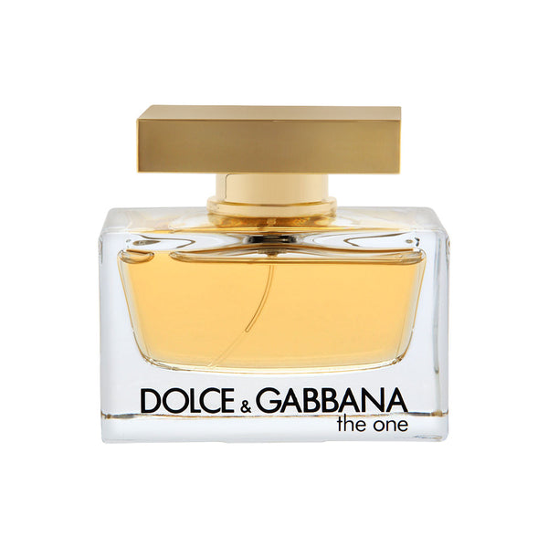 Dolce & Gabbana The One For Women by Dolce & Gabbana 2.5 oz Eau de Parfum Spray Tester No Cap