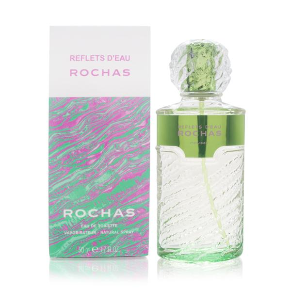 Reflets D'Eau Rochas for Women 1.7 oz Eau de Toilette Spray