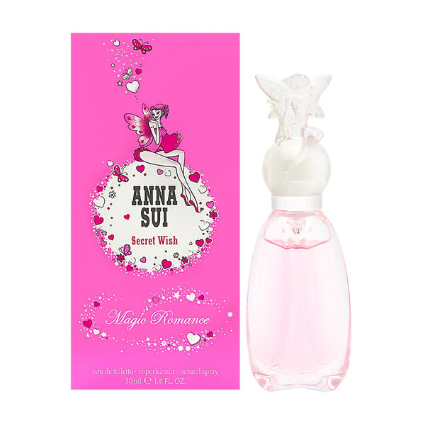 Anna Sui Secret Wish Magical Romance for Women 1.0 oz Eau de Toilette Spray