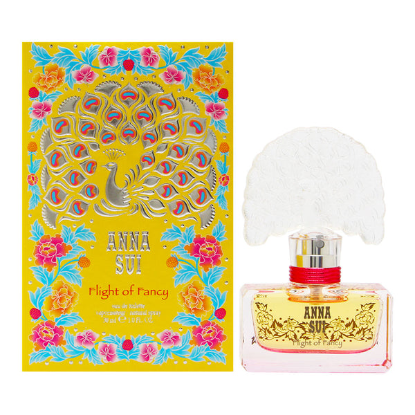 Anna Sui Flight of Fancy for Women 1.0 oz Eau de Toilette Spray