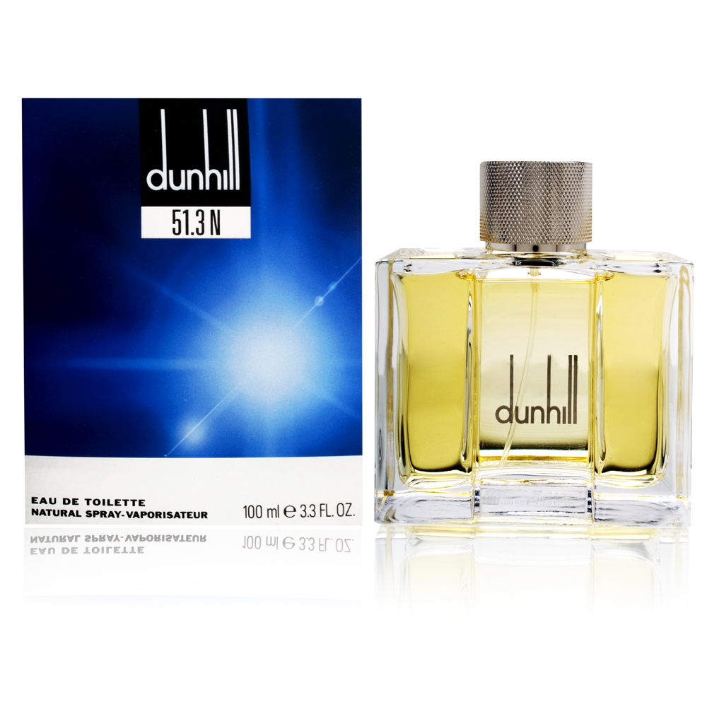 Dunhill 51.3N by Dunhill for Men 3.3 oz Eau de Toilette Spray