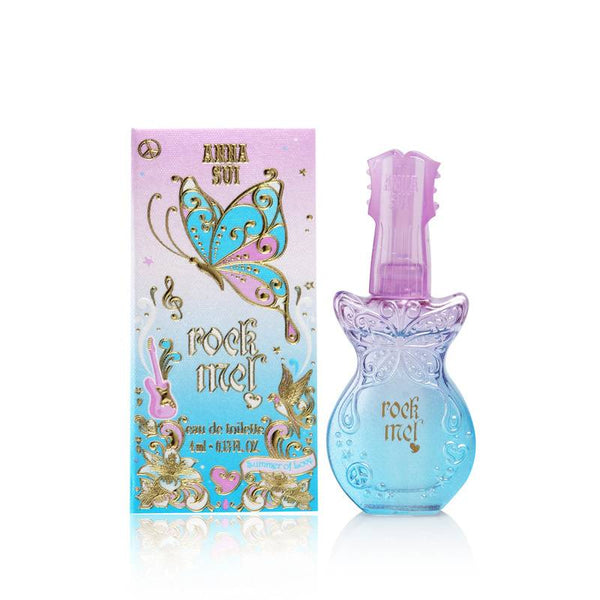 Anna Sui Rock Me ! Summer of Love For Women 0.13 oz Eau de Toilette Miniature Collectible