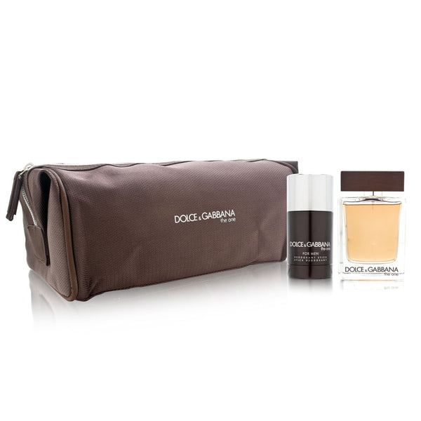 Dolce & Gabbana The One for Men 3 Piece Set