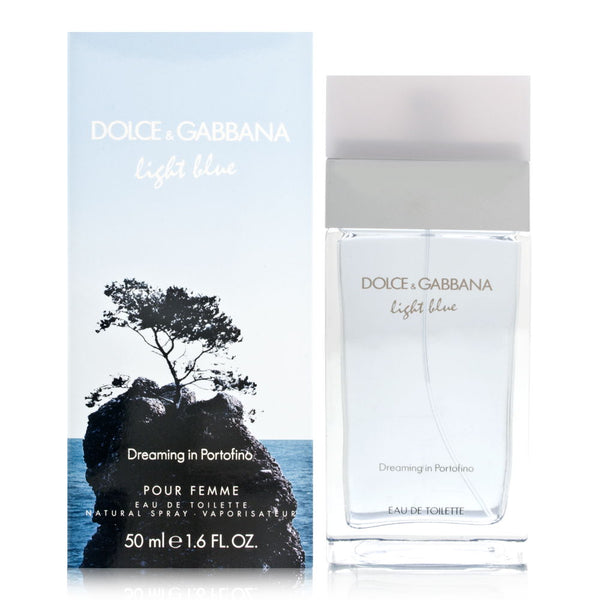 Light Blue Dreaming in Portofino by Dolce & Gabbana for Women 1.7 oz Eau de Toilette Spray