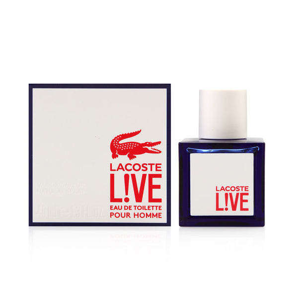 Lacoste L!ve for Men 1.3 oz Eau de Toilette Spray