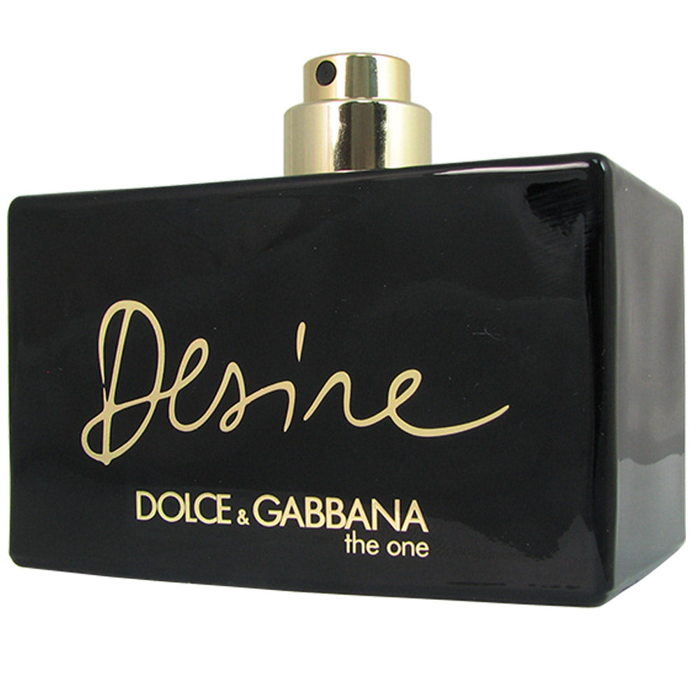 Dolce & Gabbana The One Desire for Women 2.5 oz Eau de Parfum Spray Tester