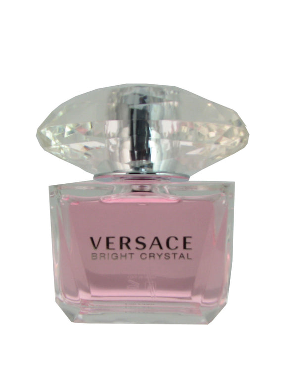 Versace Bright Crystal for Women 3 oz Eau de Toilette Spray Tester