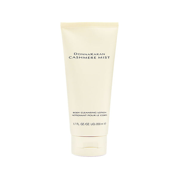 Cashmere Mist by Donna Karan for Women 6.7 oz Body Cleansing Lotion