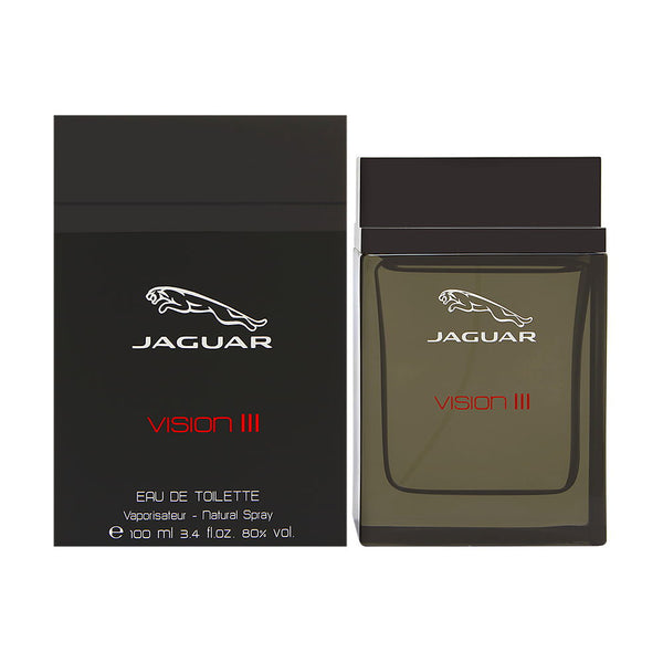 Jaguar Vision III for Men 3.4 oz Eau de Toilette Spray