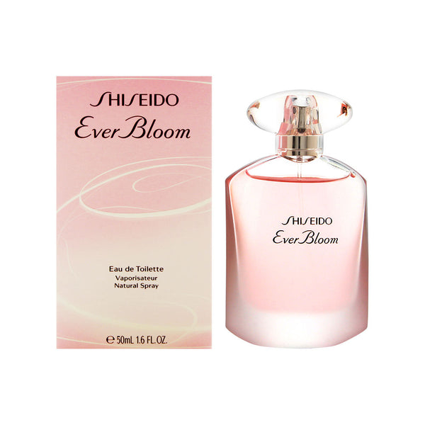 Shiseido Ever Bloom for Women 1.6 oz Eau de Toilette Spray