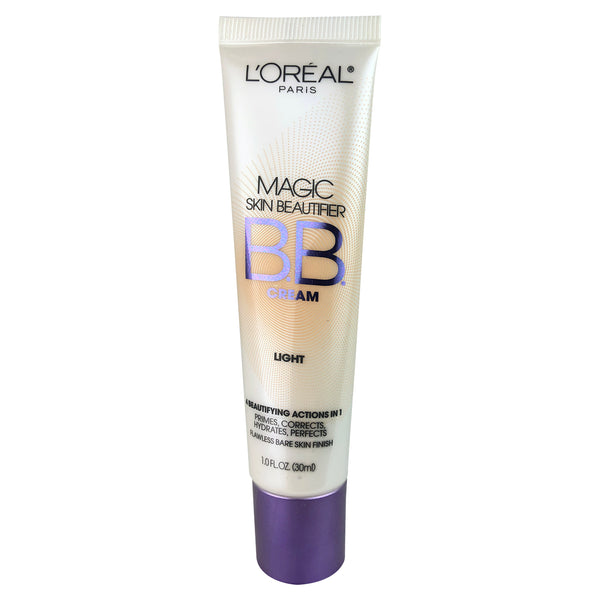 L'Oreal Magic Skin Beau. BB Cream #812 Light 1.0 oz.