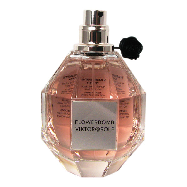 Flowerbomb Women by Viktor & Rolf 3.4 oz Eau de Parfum Spray Tester
