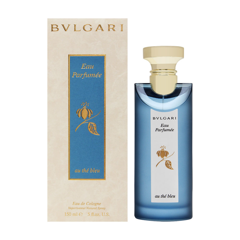 Bvlgari Eau Parfumee Au The Bleu by Bvlgari 5.0 oz Eau de Cologne Spray