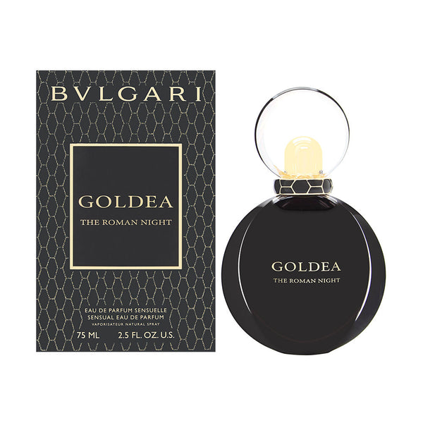 Bvlgari Goldea The Roman Night for Women 2.5 oz Eau de Parfum Sensuelle Spray