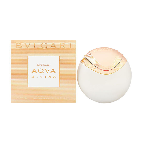 Bvlgari AQVA Divina for Women 2.2 oz Eau de Toilette Spray