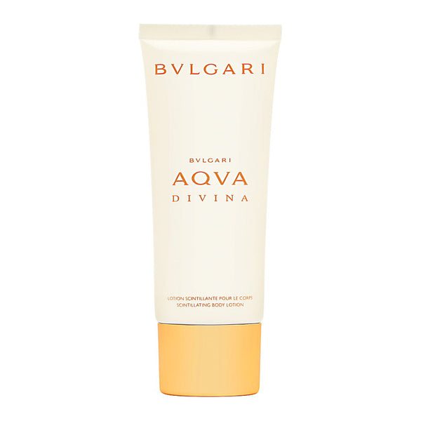 Bvlgari AQVA Divina for Women 3.4 oz Scintillating Body Lotion