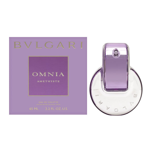 Bvlgari Omnia Amethyste by Bvlgari for Women 2.2 oz Eau de Toilette Spray