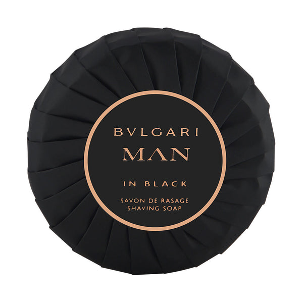 Bvlgari Man In Black 3.5 oz Shaving Soap