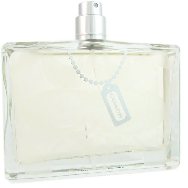 Coach Signature for Women 3.4 oz Eau de Toilette Spray Tester