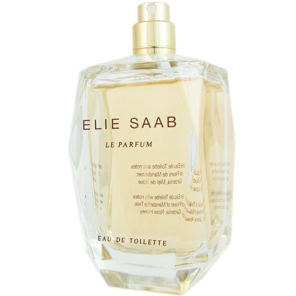 Elie Saab Le Parfum for Women 3.0 oz Eau de Toilette Spray Tester