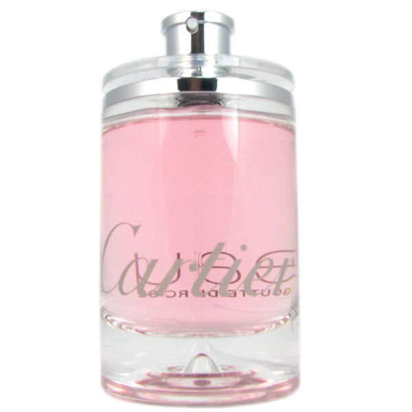 Cartier Goutte De Rose by Cartier 3.3oz Eau de Toilette Spray Tester