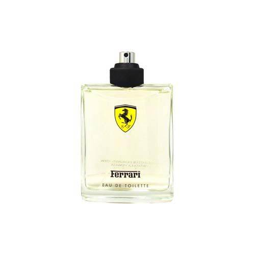 Ferrari Red by Ferrari for Men 4.2 oz Eau de Toilette Spray (Tester)