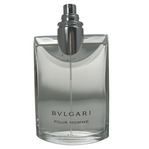 Bvlgari for Men 3.4 oz 100 ml Eau de Toilette Spray Tester