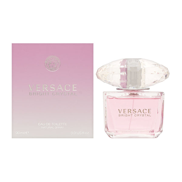 Versace Bright Crystal by Versace for Women 3.0 oz Eau de Toilette Spray