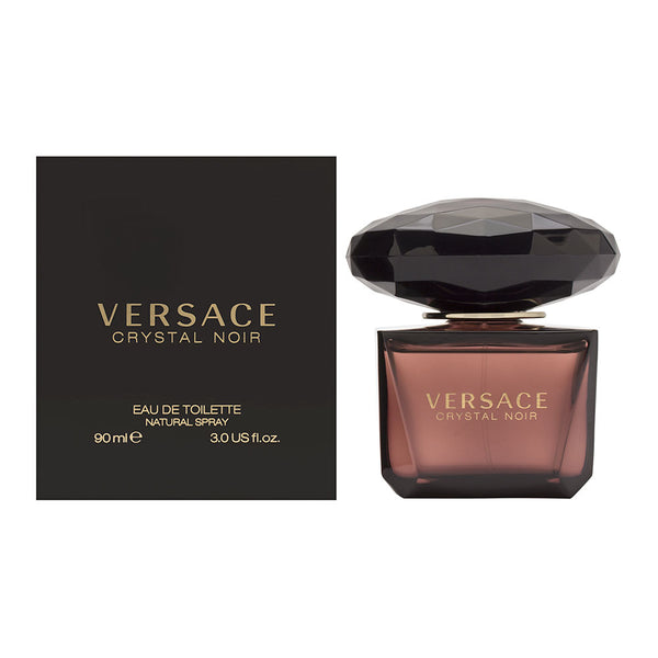 Versace Crystal Noir by Versace for Women 3.0 oz Eau de Toilette Spray